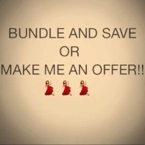 Create a bundle and make an offer!